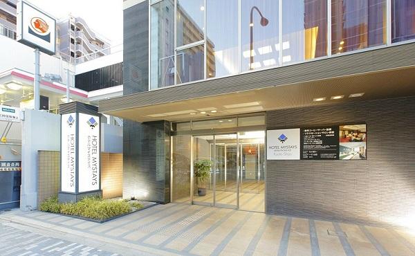 ホテルマイステイズ京都四条 外観