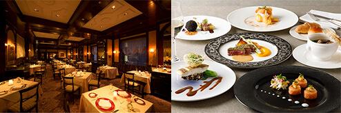 第一ホテル東京フレンチ「アンシャンテ」