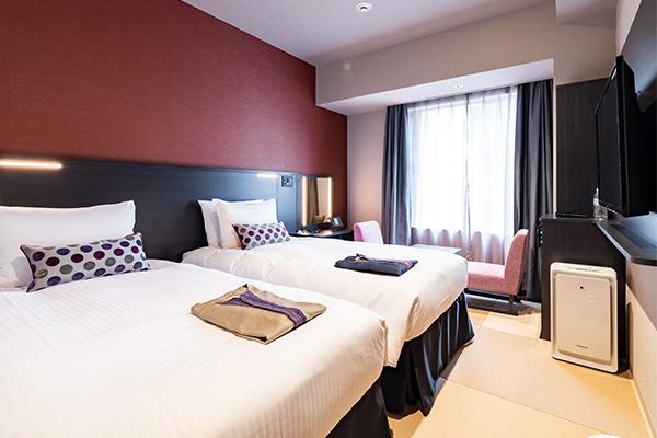 日和ホテル東京銀座EAST 客室イメージ