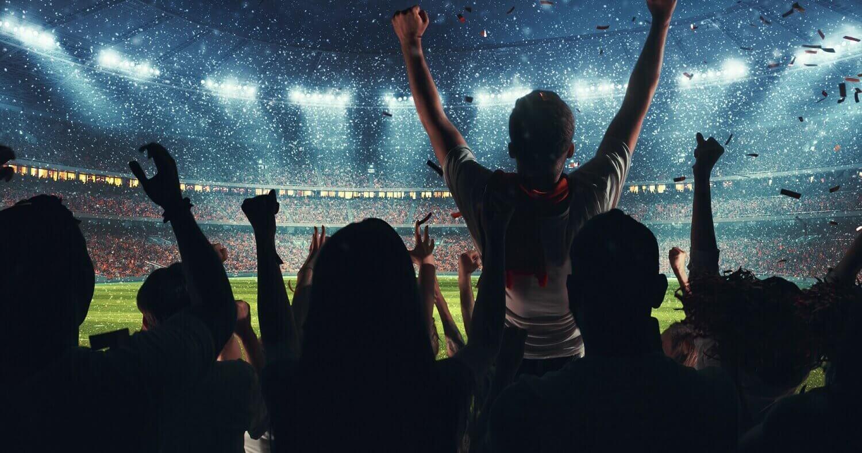 スポーツ観戦イメージ