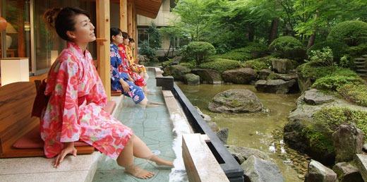磐梯熱海温泉ホテル 華の湯