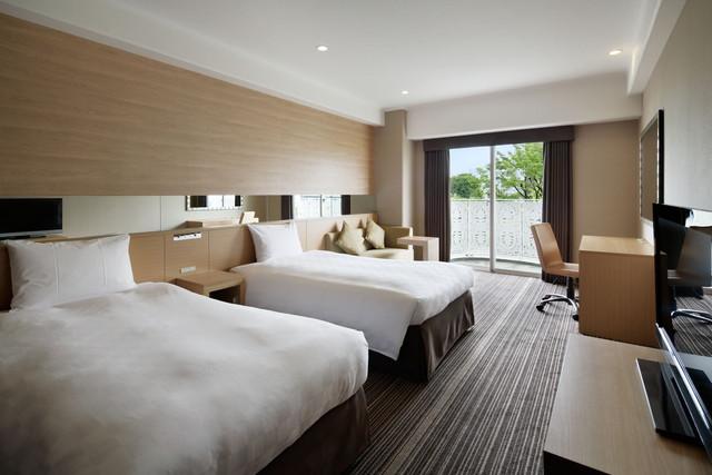 グランドプリンスホテル新高輪 客室