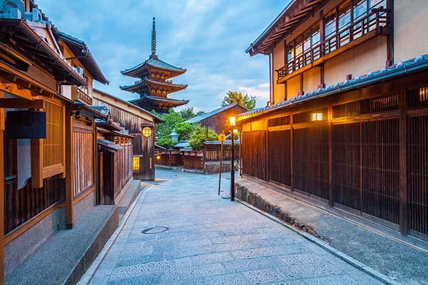 京都の旅情報