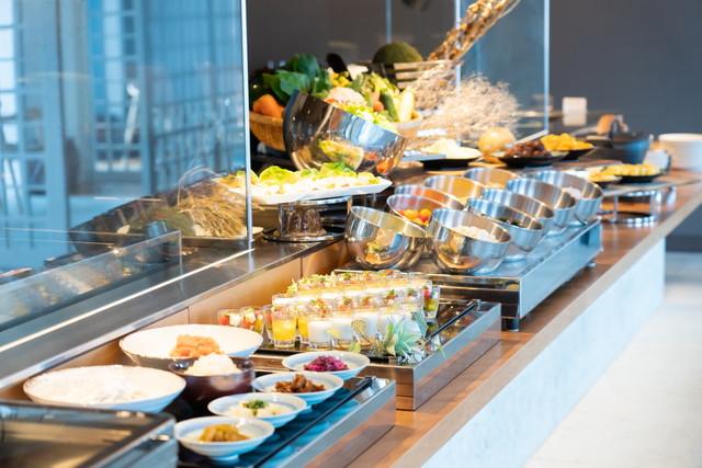 富士山三島東急ホテル 朝食ブッフェ