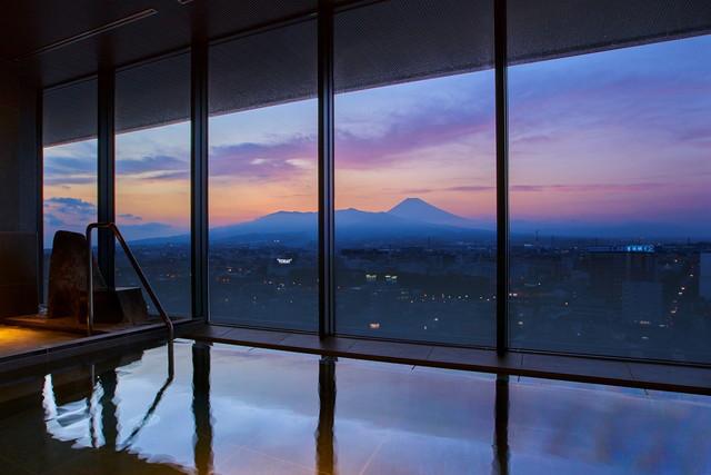 富士山三島東急ホテル 大浴場