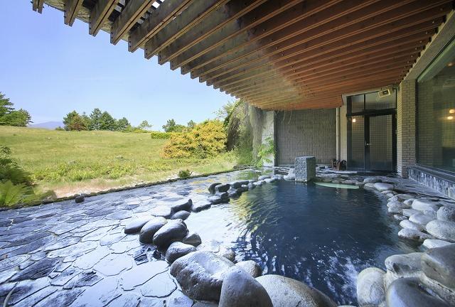 プレジデントリゾート軽井沢 大浴場
