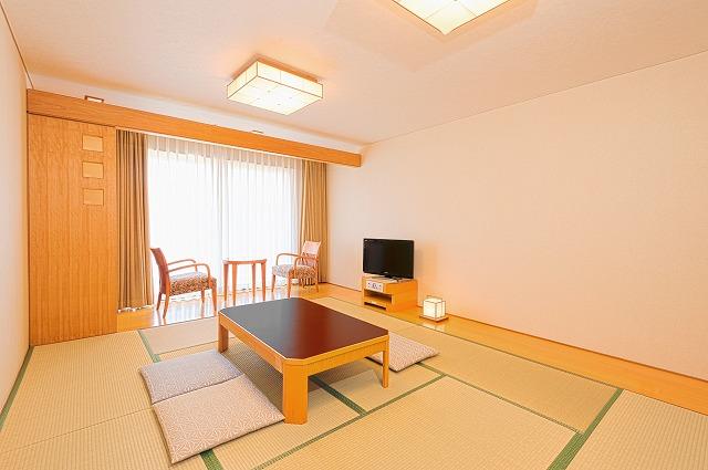 プレジデントリゾート軽井沢 和室客室